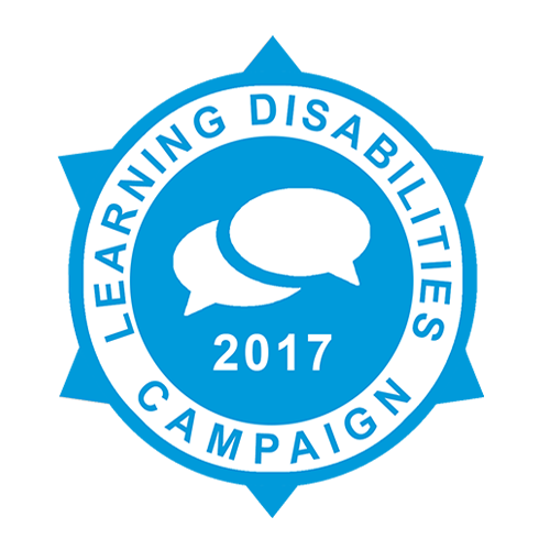 Learning disabilities badge