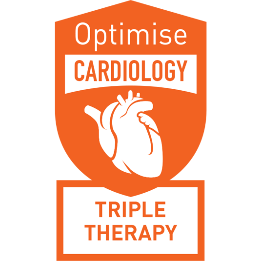 Cardiology - Focus on triple therapy in practice